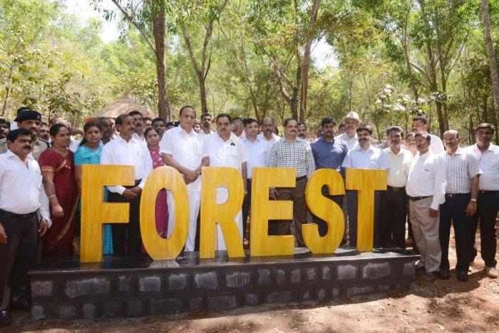 Karnataka will not implent Project Tiger: Minister
