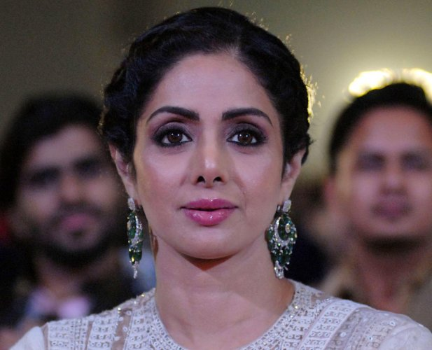 Condolences pour in from Bollywood on sudden demise of Sridevi