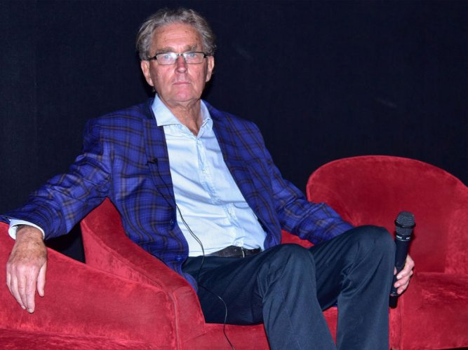 People in India and Canada can die for films, says cinematographer Tom Cowan