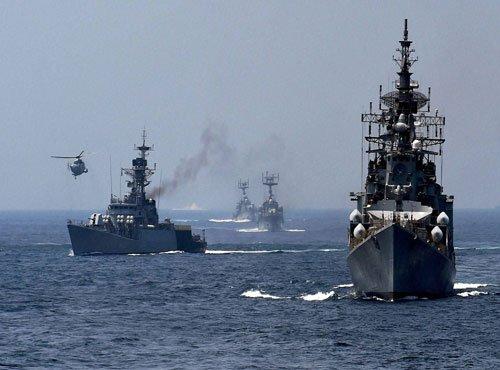 24 littoral navies to take part in Milan exercise