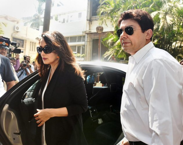 Bollywood awaits return of Sridevi's remains