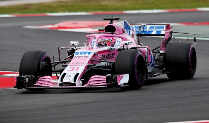 'Halo' costs Force India a fortune