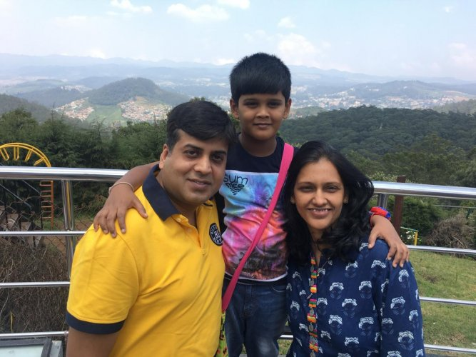 This Bihar family loves parks in Bengaluru