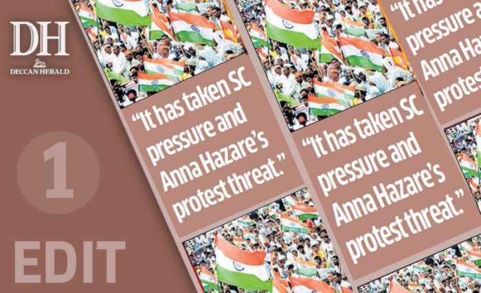 Lokpal: PM moves, but reluctantly