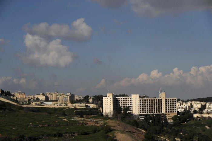 A quiet Jerusalem locality gets US embassy