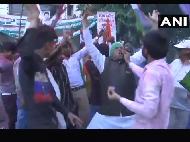 Congress retains Mungaoli Assembly seat in MP