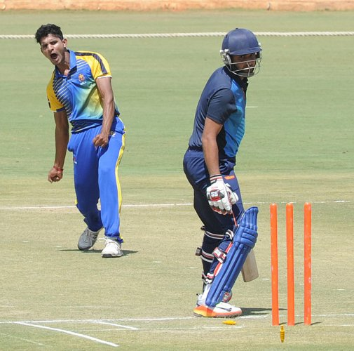 Young guns deliver for Karnataka