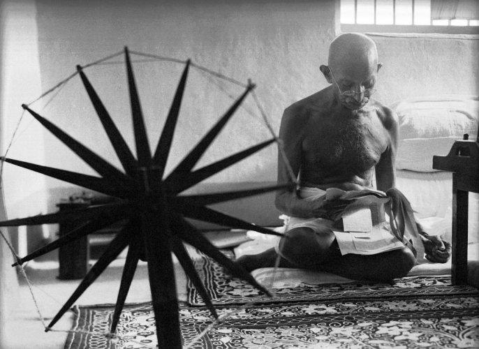 Mahatma Gandhi's original letter on Jesus Christ up for sale