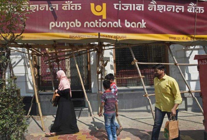 Gitanjali Gems shares tank 5%; PNB settles at Rs 101