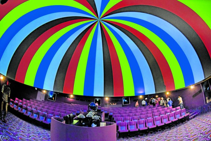 Country's first planetarium with 3D hybrid tech opens in Pilikula