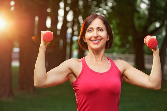 Get fit at 40