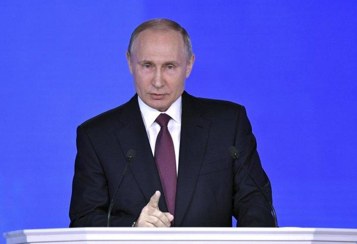 US accuses Putin of breaching Cold War-era treaties