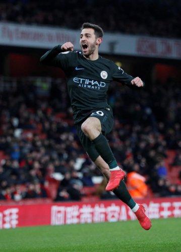 Man City rip Arsenal again