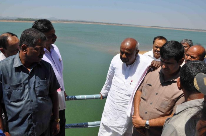 Formation of Cauvery Management Board will affect state: Gowda