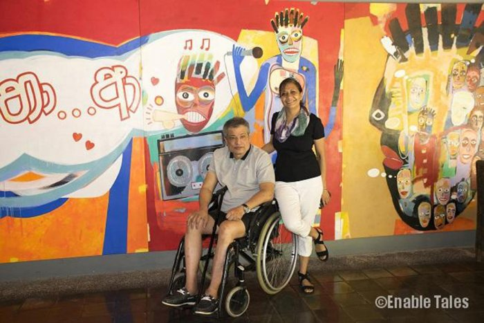 Making travel, tourism fun for the disabled