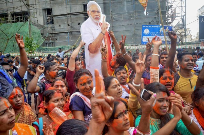 BJP wrested Tripura with a well-crafted plan