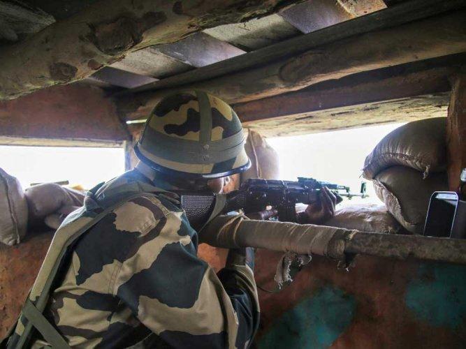 Militant among 4 killed in Kashmir shootout