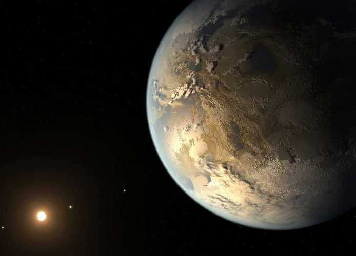 Three super-Earth exoplanets discovered