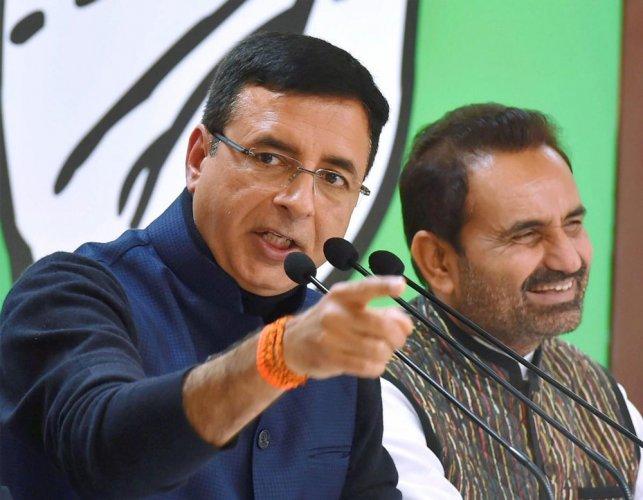 BJP's dangerous games could destabilise northeast: Congress