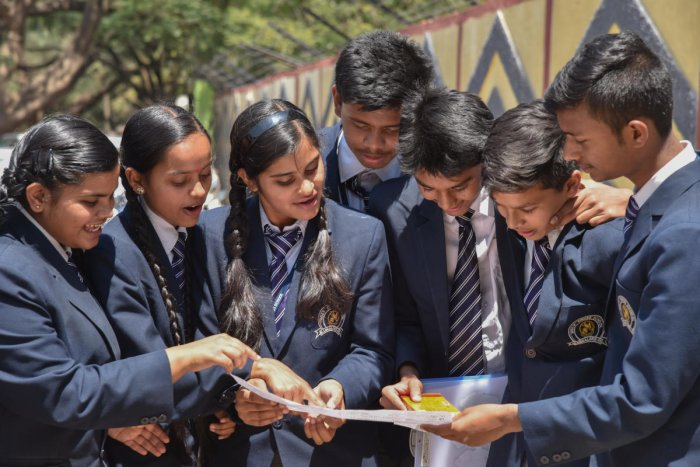 'Easy' papers take stress off CBSE class X, XII, PU students