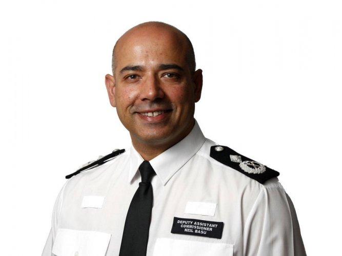 Indian-origin officer is Scotland Yard's new counter-terrorism chief