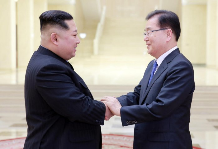 Kim Jong Un wants to advance Korea ties, makes agreement with South