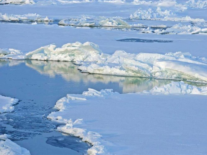 Arctic permafrost may unleash carbon within decades: NASA