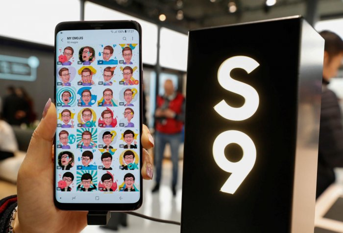 Samsung unveils Galaxy S9, S9  at Rs 57,900 onwards