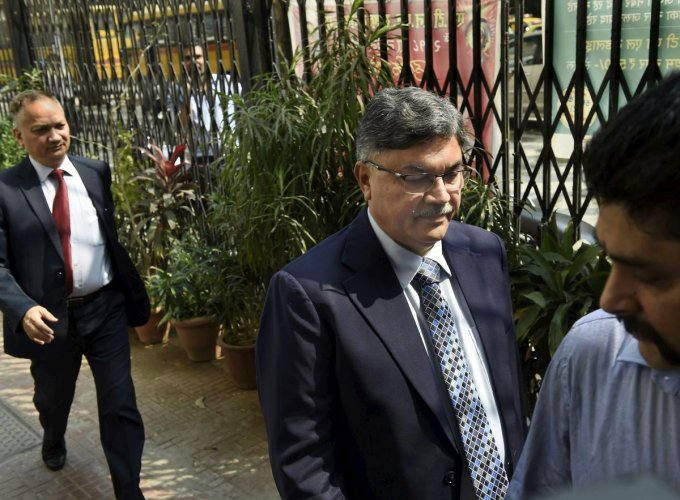 Bank fraud: PNB chief Sunil Mehta appears before SFIO