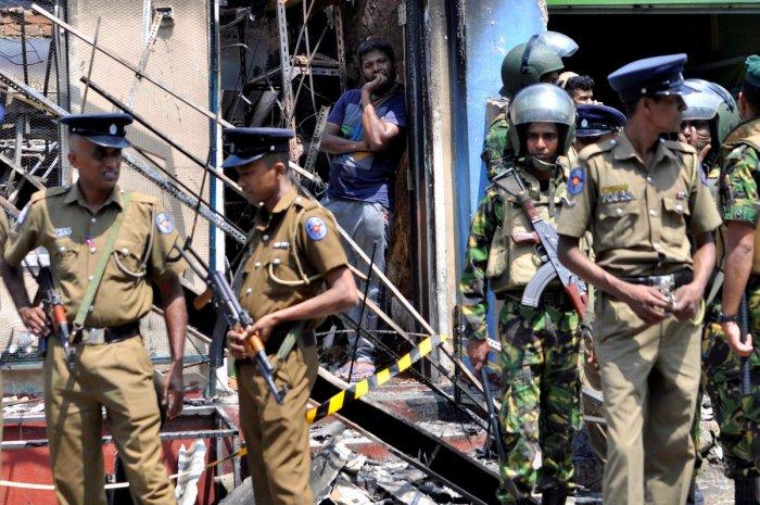 Sri Lanka eases 'anti-riot' curfew in Kandy