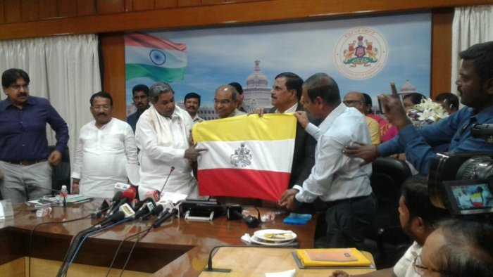 Karnataka's own official tricolour flag gets state govt's approval
