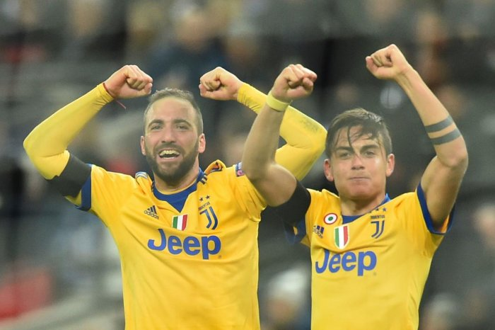 Experienced Juve make Spurs pay