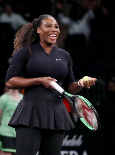 Serena Williams eager to hit with big guns