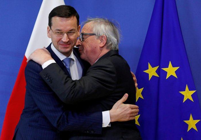 Poland warns EU pressure over democracy could backfire