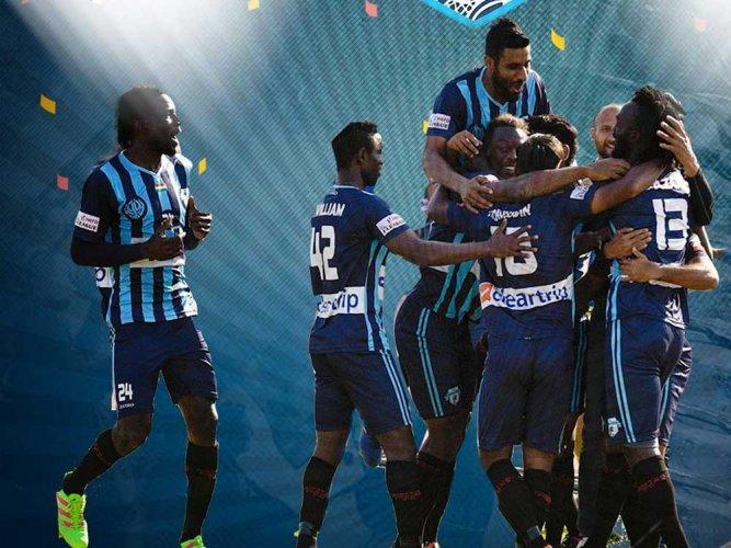Minerva Punjab win I-League title