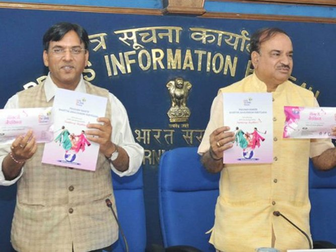 Centre launches biodegradable sanitary pad at Rs 2.50