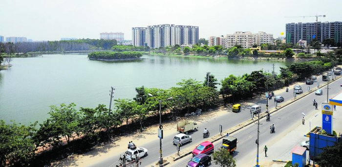 SC stays HC relief to real estate firm over project near lake