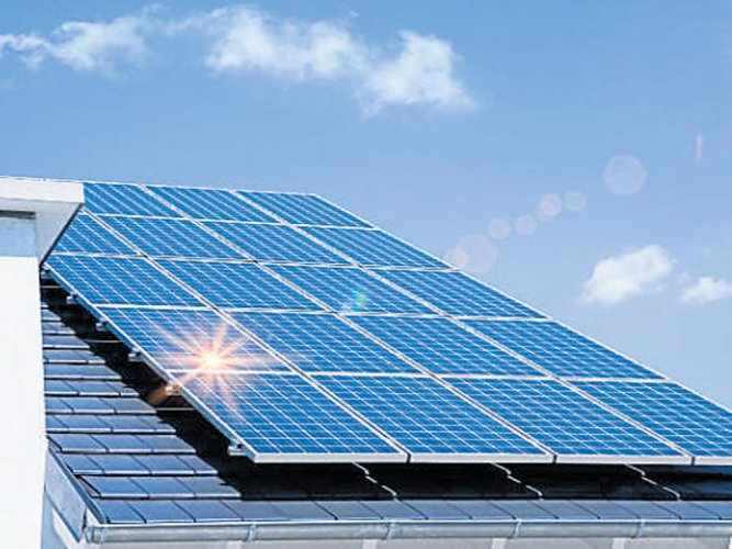 Now analyse the amount of solar energy your roof can generate