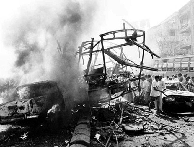 Mumbai 1993 blasts: Timeline