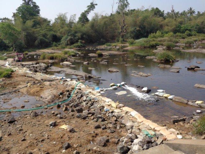 Water crisis likely to hit Kushalnagar