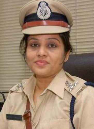 IPS officers claim they were 'unaware' of Sharma's letter