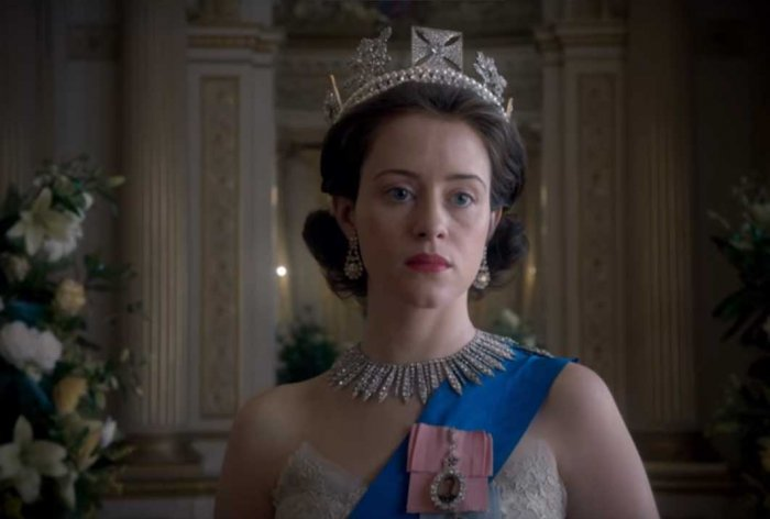 Claire Foy was paid less than her male co-star in 'The Crown'
