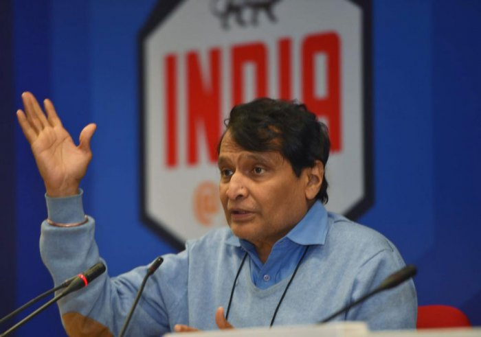 Govt wants to extend 'Make in India' plan to planes, drones: Prabhu