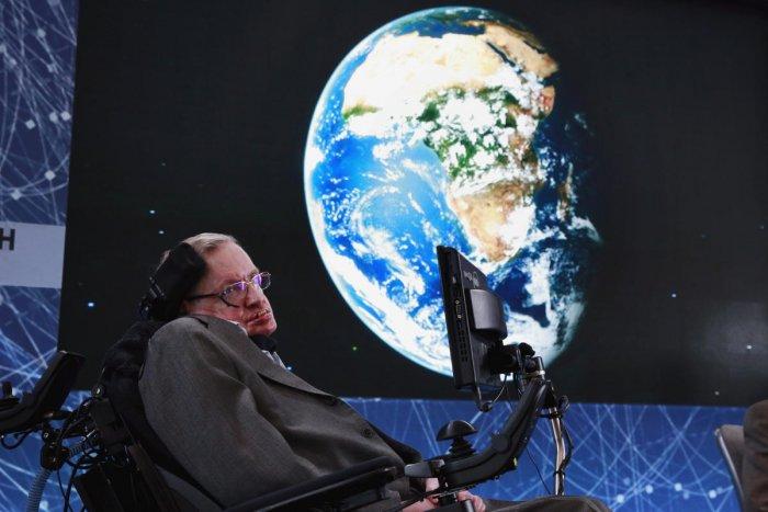Watch some of Stephen Hawking's interesting speeches here