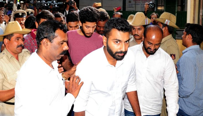 Land grab case filed against Haris junior