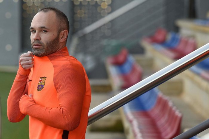 Iniesta weighing offer from China