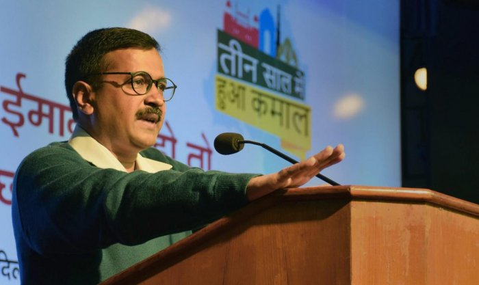 Kejriwal eyes his home state to spread political wings