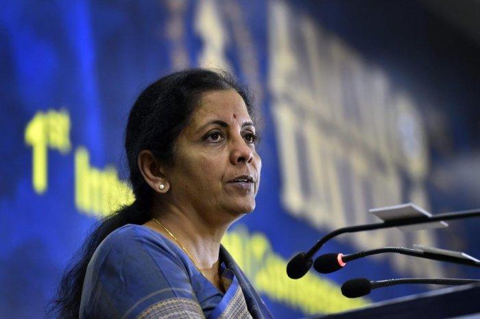 India takes nuclear non-proliferation very seriously: Sitharaman