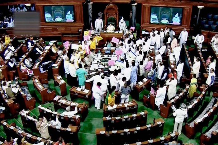 TDP snaps ties with NDA; to move no-confidence motion against Modi govt