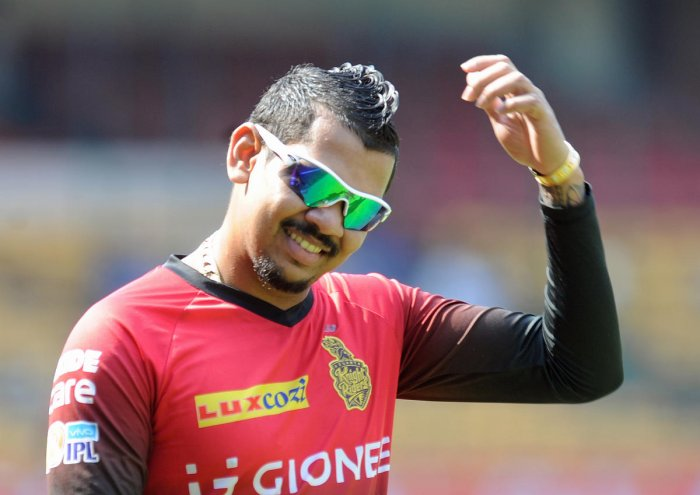Narine reported again as IPL looms